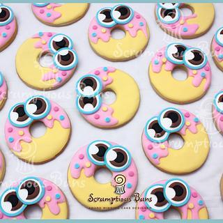Oddie Moshling Cookies
