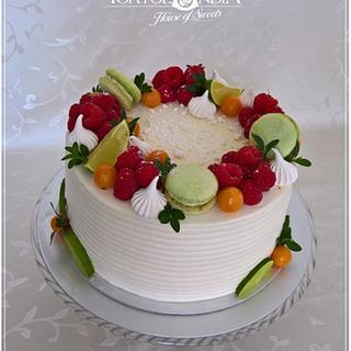 Creame cake