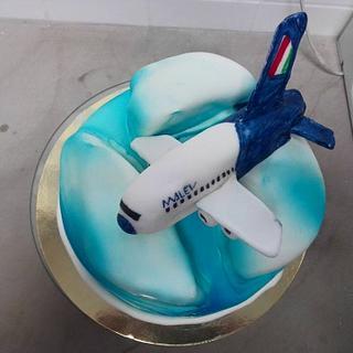 Malév Cake