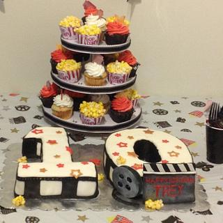 Movie Themed Party