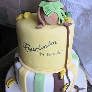 Monkey Cake - Cake by S & J Foods
