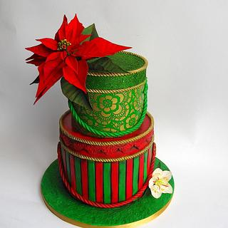 Christmas pack - Cake by Delice