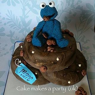 Cookie Monster wants coookies!!