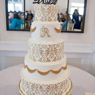 The Regency Cake