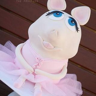 Pig in a Tutu