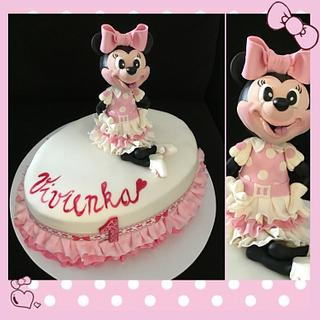 Minnie for little princess