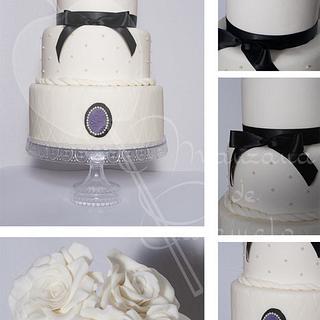 Wedding Cake - Cake by Yuri