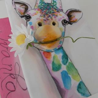 Colour Giraffe