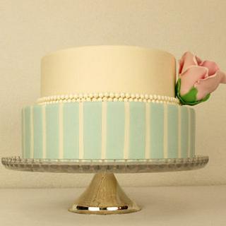 Chloe Bridal Cake
