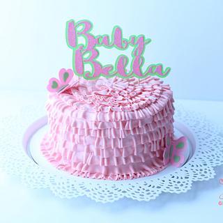 Baby Bella Cake
