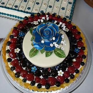Wedding Tart - Cake by Tammi