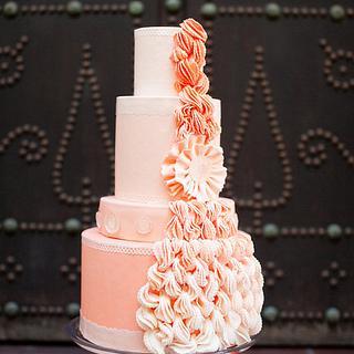 Darlington House - Cake by Stevi Auble