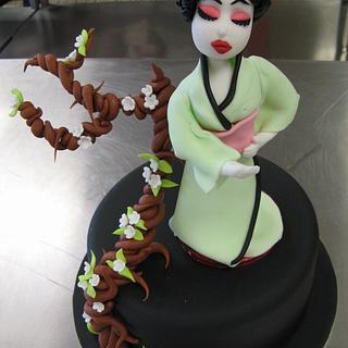 japan cake - Cake by Tortenküche