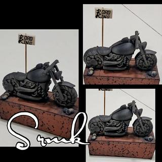 Sugar craft bike