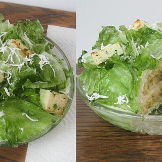 Caesar Salad Cake! (No real lettuce) :) - Cake by Otchcakes