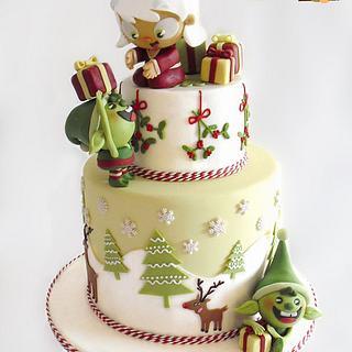 Cake Christmas