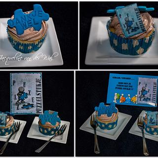 kids with Autisme need special care, the teachers need special thanks - Cake by Jacqueline