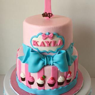 In memory of Katlyn Parker (Kate's cupcakes)