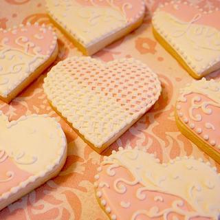 Valentine's Day Cookies!