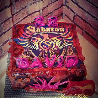 Sabaton cake