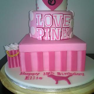 Victoria's Secret Love Pink