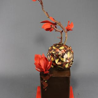 Magnolia - Cake by Sweet Boutique Ani