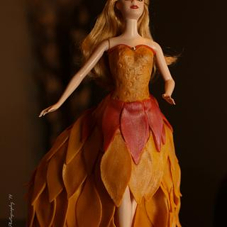 Barbie Cake  - Cake by steffy