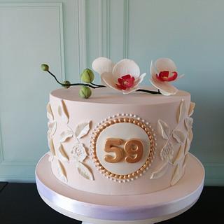 59th wedding anniversary