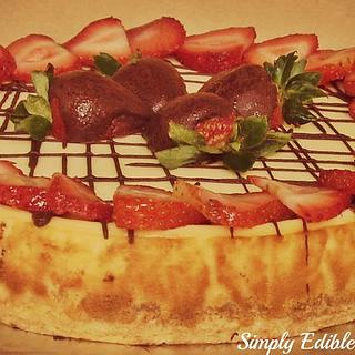 Vanilla Bean Cheese cake - Cake by Shelly-Anne