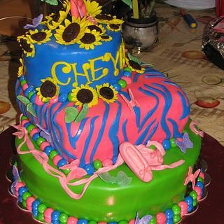 Cheyenne's Sweet 16