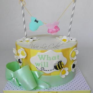 What will BEE? - Cake by Joly Diaz