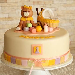 Cake for Dorotka