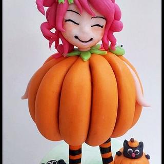 Peggy the Pumpkin