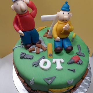 Sponge cake for Ot.
