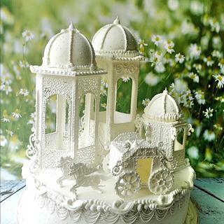 Fairytale in Royal icing