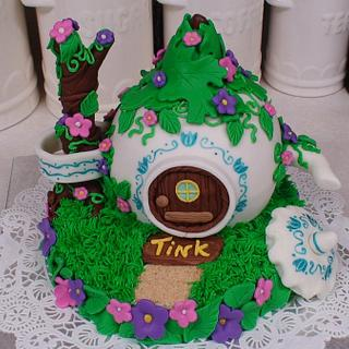 Tinkerbell's House 2-19-12
