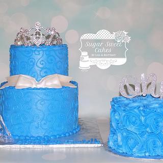 Cinderella 1st Bday