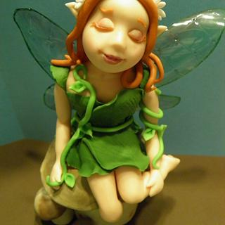 The fairy of the forest