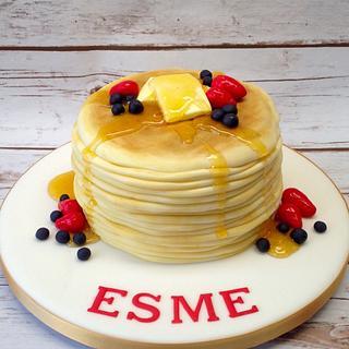 Pimp my pancake