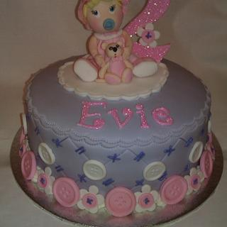 Dolly cake - Cake by Suzanne