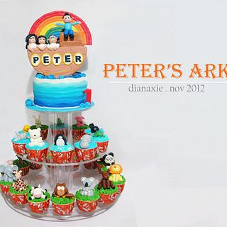 Peter's Ark - Cake by Diana