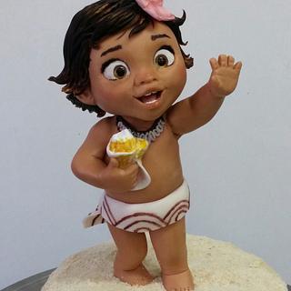 Moana-Vaiana from Disney movie Oceania-Moana
