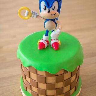 Sonic's Cake