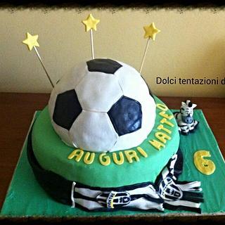Torta juventus - Cake by dolcitentazioni
