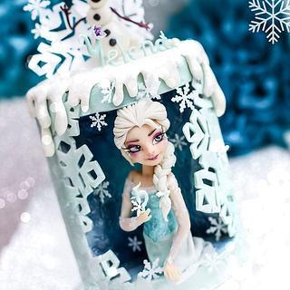 Frozen - Elsa reine des neiges