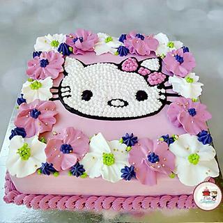 Hello kitty cake  - Cake by Cake Temptations