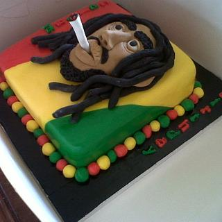 Pleasant Bob Marley 53 Cakes Cakesdecor Personalised Birthday Cards Veneteletsinfo
