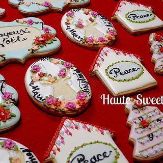 2013 Christmas cookies
