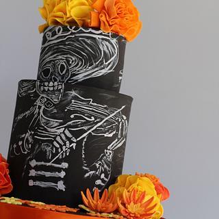 Día De Los Muertos - Sugar Skull Bakers Collaboration - 2017