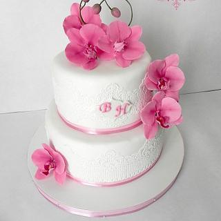 Wedding cake Orchid